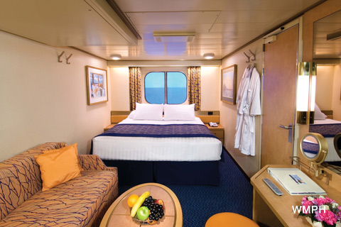 Noordam Cabin Dd1110 Category Dd Large Oceanview Stateroom Dd1110 On Icruise Com