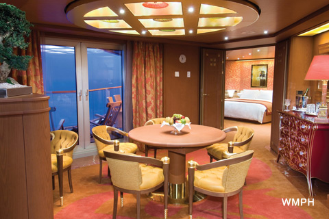 Noordam Cabin Ps7046 Category Ps Pinnacle Suite Ps7046