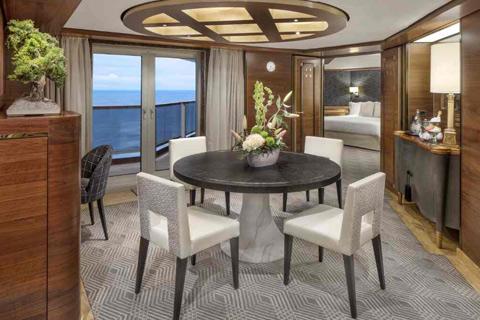 Celebrity cruises best suites
