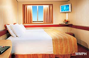 Carnival Fascination - Category 6B - Cabin # R148