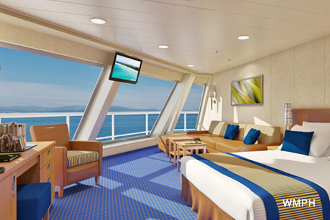 Carnival Freedom Floor To Ceiling Window Carnival Freedom