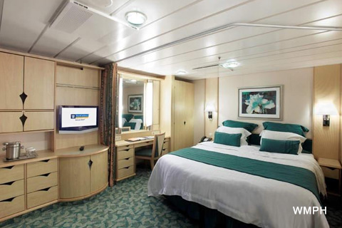 Liberty of the seas cabin 2309 category 1r spacious for Liberty of the seas best cabins