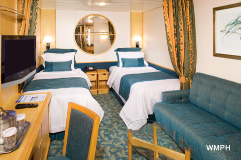 liberty of the seas cabin 2359 category 6v interior stateroom