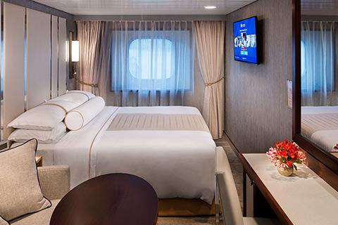 Azamara Journey Deck 8 Deck Plan Tour - Cruise Deck Plans