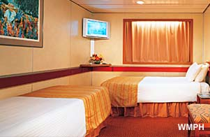 Carnival Sensation - Category 4B - Cabin # M299