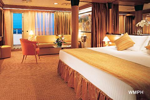 Carnival sensation cabin u104 category gs grand suite u104 on for Carnival sensation interior rooms