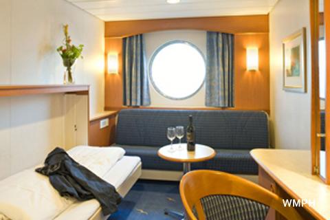 Trollfjord Cabin U2-707 - Category U - Outside Stateroom U2