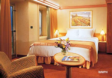 Carnival Splendor Cabin 8448 Category 9c Premium