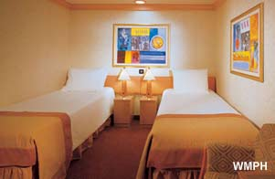 Carnival Dream - Category 4J - Cabin # 7204