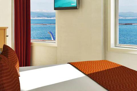 carnival dream cabin 11266 category 8g premium balcony stateroom