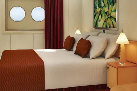 Carnival Dream Cabin 2221 Category Pt Interior