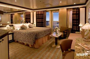 Carnival Dream - Category SS - Cabin # 11205