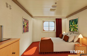 Carnival Magic - Category 4J - Cabin # 7208