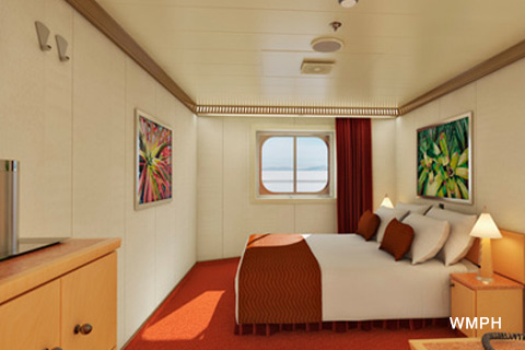 Carnival Magic Cabin 7205 Category 4j Interior