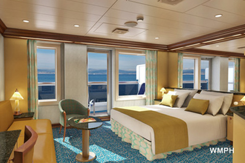 Carnival Magic Cabin 7351 Category Os Ocean Suite 7351
