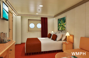 Carnival Magic - Category PT - Cabin # 1214