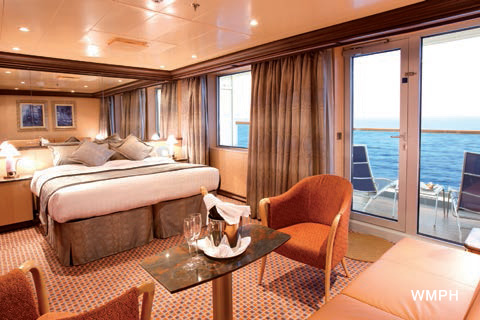 Costa Luminosa Cabin 7305 Category Gs Grand Suite With