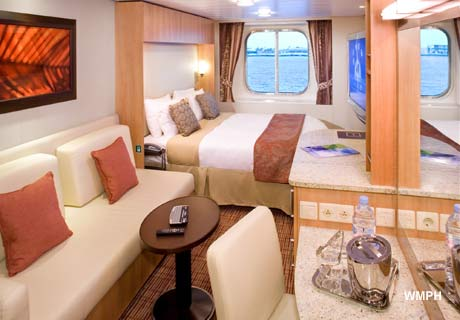 Stateroom 8108 - Oceanview Family Veranda - Celebrity ...