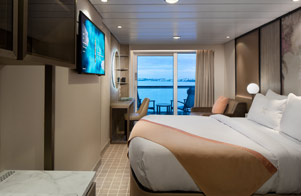 Celebrity Equinox - Category SV - Cabin # 6308