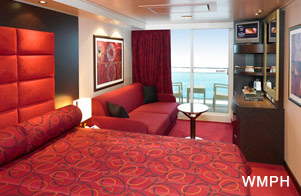 MSC Splendida - Category B2 - Cabin # 13088