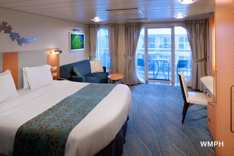 Oasis Of The Seas Cabin 14321 Category 2i Boardwalk