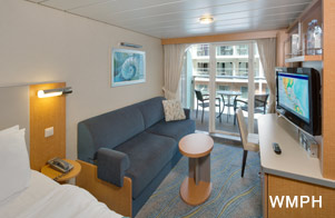 Oasis of the Seas - Category C1 - Cabin # 11191