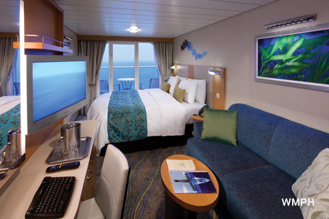 Oasis Of The Seas Cabin 14200 Category D1 Superior