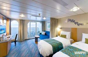 Oasis of the Seas - Category FB - Cabin # 7330