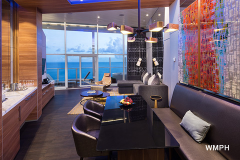 Oasis Of The Seas Cabin 1758 Category Gp Grand Panoramic Suite 1 Bedroom 1758 On Icruise Com