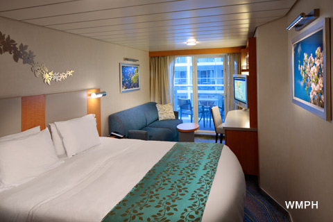 Pictures of balcony rooms on allure of the seas