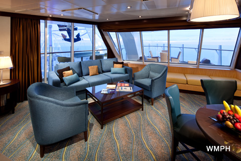 Allure Of The Seas Cabin 11330 Category A3 Spacious Aquatheater Suite 1 Bedroom 11330 On