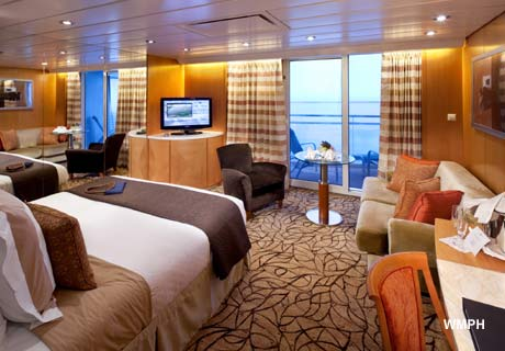 Celebrity Constellation Cabin 6106 - Category CS ...