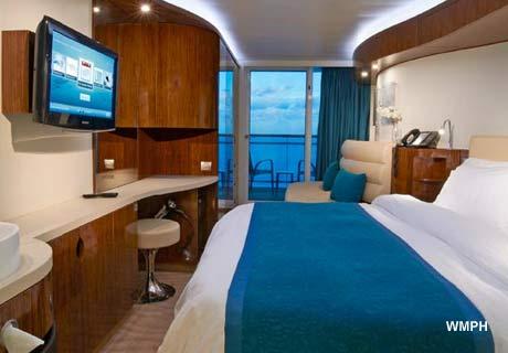 Norwegian Epic Cabin 8219 Category B1 Aft Facing