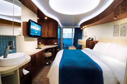 Norwegian Epic Cabin 8119 Category Bc Mid Ship Balcony