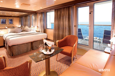 Costa Deliziosa Cabin 7305 Category Gs Grand Suite