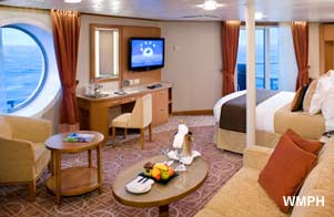 Celebrity Eclipse - Category S2 - Cabin # 2115