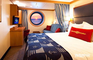 Disney Dream - Category 09D - Cabin # 7504
