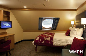 Disney Dream - Category 9D - Cabin # 7504