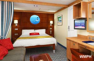 Disney Fantasy - Category 11A - Cabin # 8029