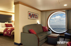 Disney Fantasy - Category 8A - Cabin # 6012