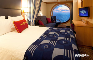 Disney Fantasy - Category 8C - Cabin # 7678