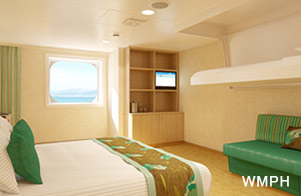 Carnival Breeze - Category 6S - Cabin # 11201