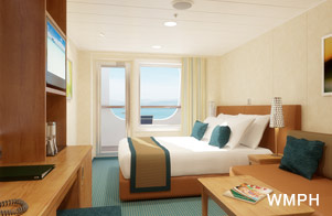 Carnival Breeze - Category 7C - Cabin # 2268