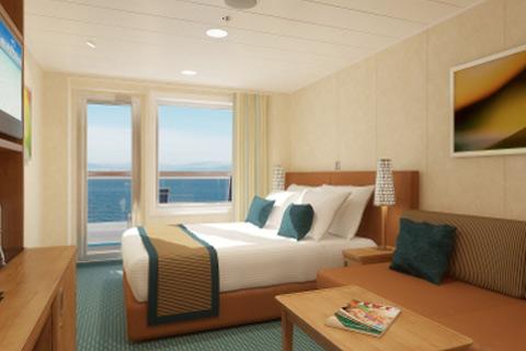 Blue Room Aida Cruise