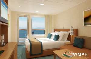 Carnival Breeze - Category 8D - Cabin # 8312
