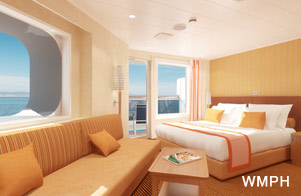 Carnival Breeze - Category JS - Cabin # 9206