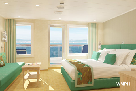 Carnival Breeze Cabin 11206 Category Ss Cloud 9 Spa