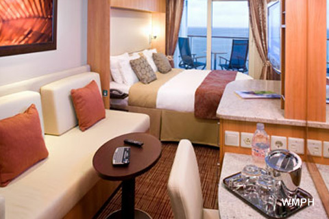 Celebrity Infinity Cabin 1133 Category A1 Aquaclass Stateroom 1133 On Icruise Com