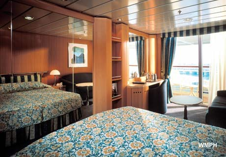 Celebrity Infinity Cabins & Staterooms on Cruise Critic