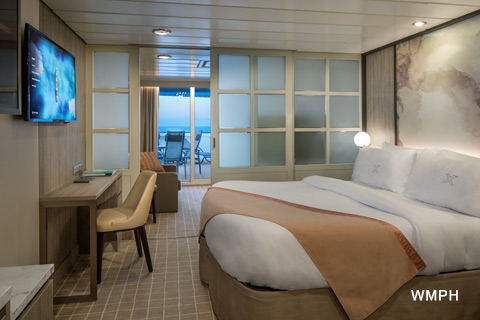Celebrity Infinity Cabin 9158 Category Fv Family Ocean View Stateroom With Verandah 9158 On Icruise Com